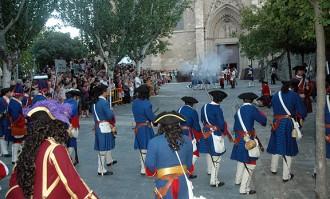 Manresa retorna a l'incendi de la Seu de 1714 poc abans del seu Tricentenari