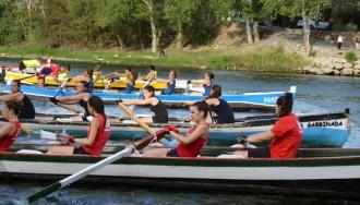 Sirgadors, raiers i muletes rememoren la tradició fluvial a Móra d'Ebre