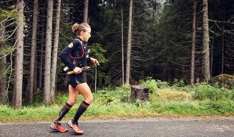 Núria Picas: «Malgrat els moments difícils, he gaudit molt a la UTMB»
