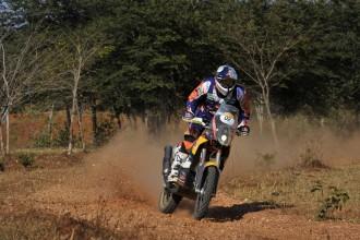 Aclaparadora victòria de Marc Coma al rally del Brasil