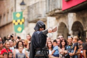 El Besalú Medieval omplirà el poble de visitants atrets per l'Edat Mitjana