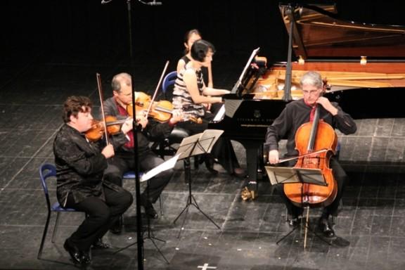 Concert inaugural d'AIMS 2015