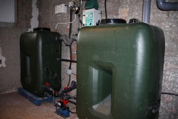 Vic i Manlleu instal·len el millor sistema de reciclatge d'aigües grises d'hospitals