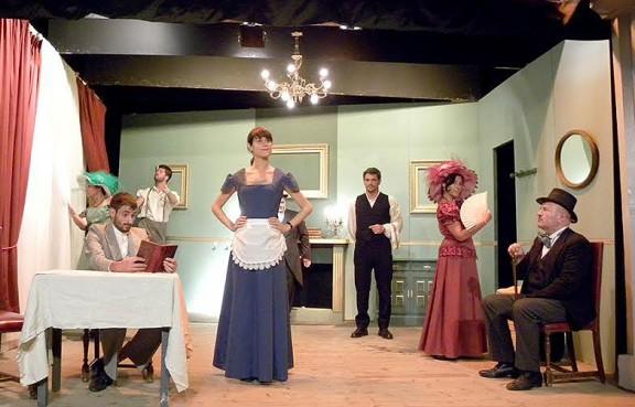Balenyà Ateneu estrena l'obra de teatre «L'Hostalera»