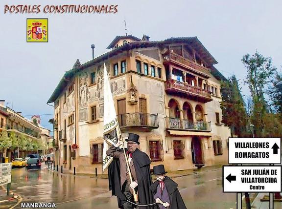 Toponímia constitucional: Sant Julià de Vilatorta