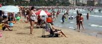 Augmenta quasi un 70% la xifra salvaments a les platges del territori