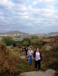 La Caminada popular pel Vinyet de Solsona aplega unes 200 persones