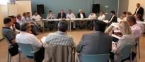 Plens de suport a la consulta del 9-N després de la convocatòria de Mas