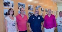 S'inaugura l'exposició sobre els 25 anys del retorn del Bot Salvavides