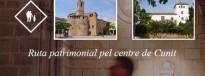 Cunit prendrà part a les Jornades Europees de Patrimoni