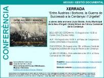 Entre Àustries i Borbons, la Guerra de Successió a la Cerdanya i l'Urgellet