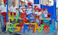 Santa Eulàlia de Riuprimer gaudeix amb el Carnaval d'estiu