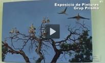El Grup Prisma presenta una exposició de pintures a Gurb