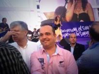 El líder de PxC a Olot assisteix a l'acte unionista de Tarragona