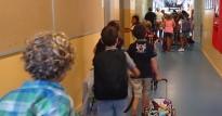 Prop de 1.500 alumnes comencen el curs d'infantil i primària a la Torre