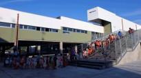 Tortosa comença el nou curs estrenant l'escola de Sant Llàtzer