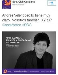 Vés a: El model Andrés Velencoso vol portar SCC al jutjat