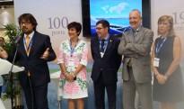 Els ports de Palamós, Roses i la Ràpita es promocionen a la fira de creuers Seatrade Med