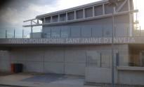 Sant Jaume d'Enveja inaugura nou pavelló poliesportiu