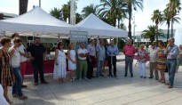 Trobada d'escriptors solidaris a Salou per recaptar fons contra l'Alzheimer