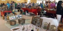 Unes 1.500 persones visiten la Fira de Brocanters de Móra la Nova