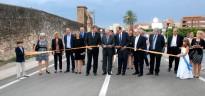 La Diputació de Tarragona millora la connexió viària entre Bítem i Tortosa