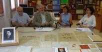 Donen el fons documental del vendrellenc Pau Padró a l'Arxiu Comarcal
