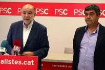 El PSC exigix al govern espanyol que actue contra el caragol poma