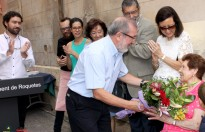 Roquetes dedica un carrer al farmacèutic Odón Segarra