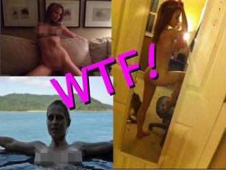 Filtració massiva a les xarxes socials de fotos d'actrius despullades