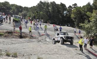 Agustí Ros guanya amb autoritat el Trial 4x4 de Balenyà