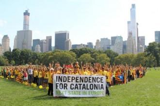 400 persones participen en l'assaig de la V a Nova York