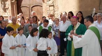 La Diputació impulsa la rehabilitació de l'església de Sant Pere de Montbrió