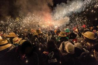 Correfoc de la Festa Major de Granollers