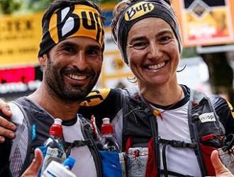 Emma Roca i Gerard Morales, tres de tres a la Transalpine Run