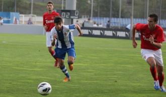 Els filials de Nàstic i CF Reus pesquen al RCD Espanyol