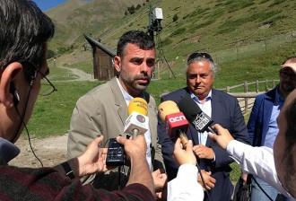 Santi Vila reitera que l'aprovació inicial del parc natural serà una realitat abans d'acabar l'any