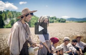 El documental «Bon cop de falç. La història de l'himne» s'enregistra a Tona