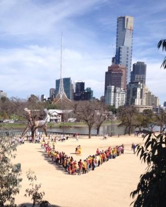 Els vuit assajos de la V a Oceania apleguen 400 persones