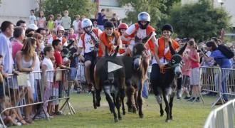 Vídeo de la cursa de rucs de Matadepera