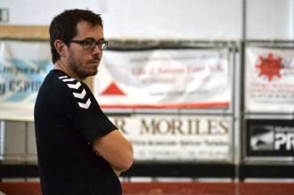 El Moritz Vendrell es presenta davant de la seva afició
