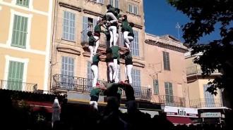 Els Al·lots de Llevant no participaran al Concurs de Castells