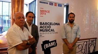 Manel, Txarango i La Troba Kung-Fú, cartell del concert Mediterràniament