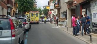 Accident laboral mortal a Matadepera