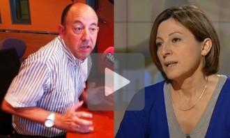 Forcadell vaticina que Gonzalo Bernardos es farà independentista