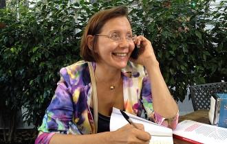 Montserrat Tura: «Si no hi ha cap reacció de l'Estat, votaré sí-sí»