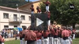 Els Xerrics actuen a la Festa Major de Vallfogona de Ripollès