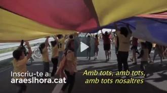 Segell osonenc a la gran cançó de la Diada Nacional