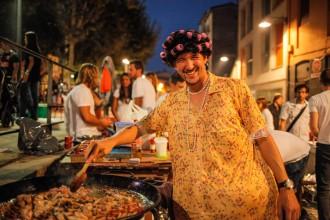 Concurs de Paelles a les Festes del Tura
