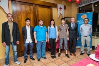 Un treball sobre les fonts termals de Cerdanya guanya el Premi Sebastià Bosom - Vila de Puigcerdà